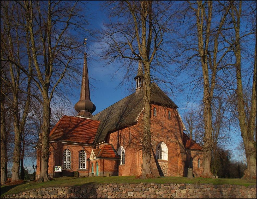 Kirche zu Probsteierhagen