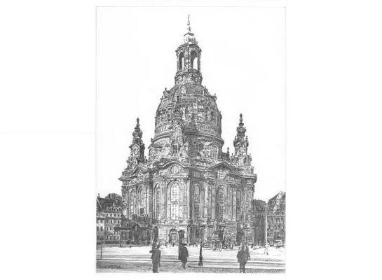 Kirche zu unserer lieben Frauen - Dresden