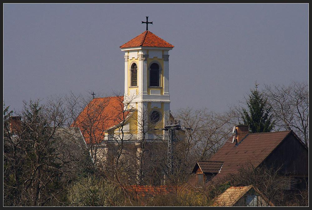 Kirche zum Sonntag aus Ungarn