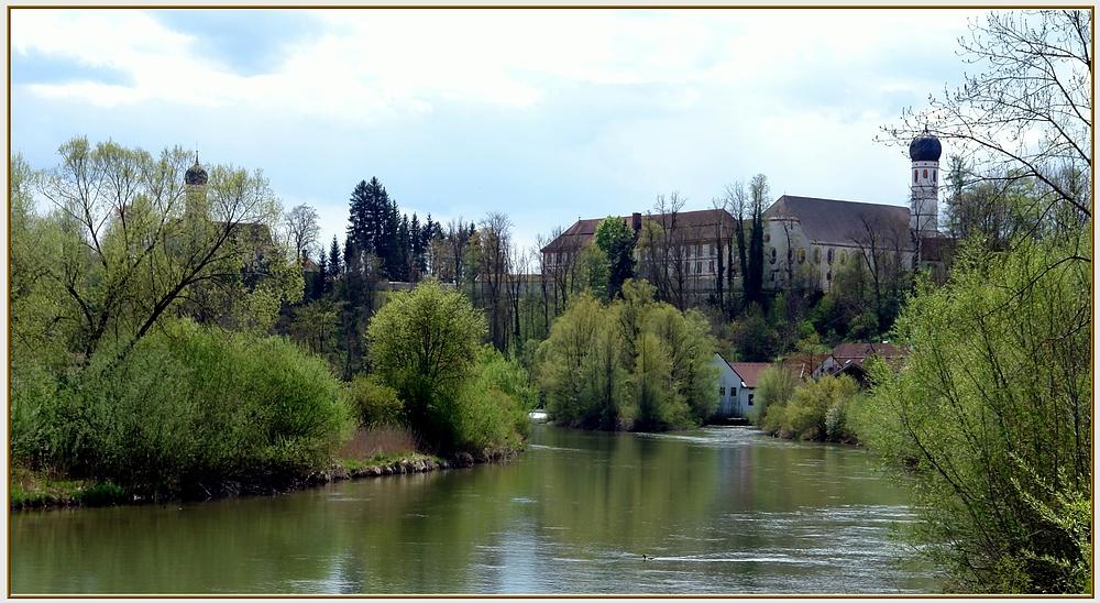 Kirchen am Fluß