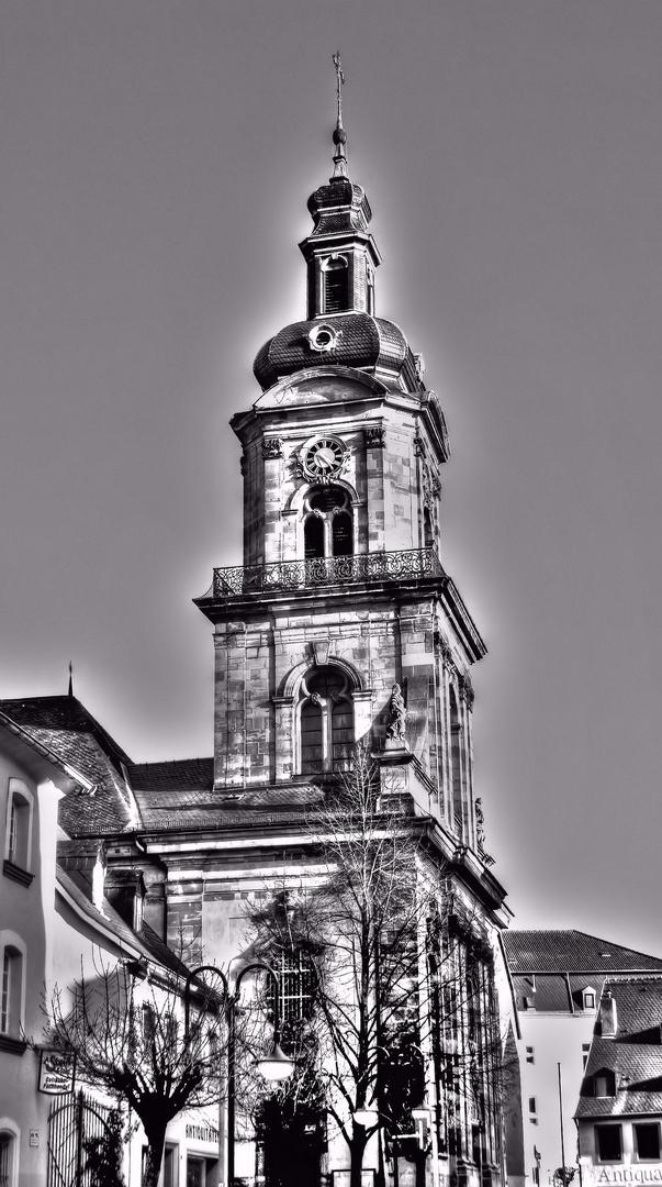 Kirchen der Region: Kirche St. Johann