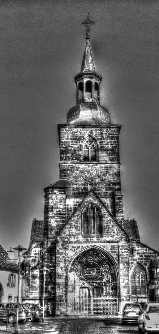 Kirchen der Region: Stiftskirche St. Arnual