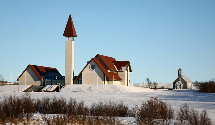 Kirchen in Reykholt
