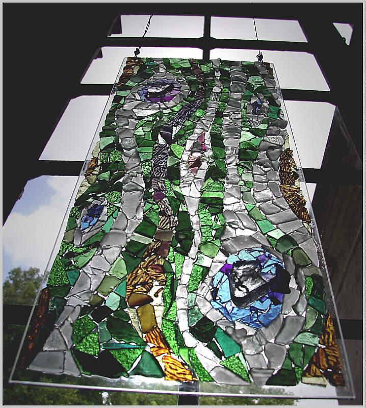 Kirchen Mosaik