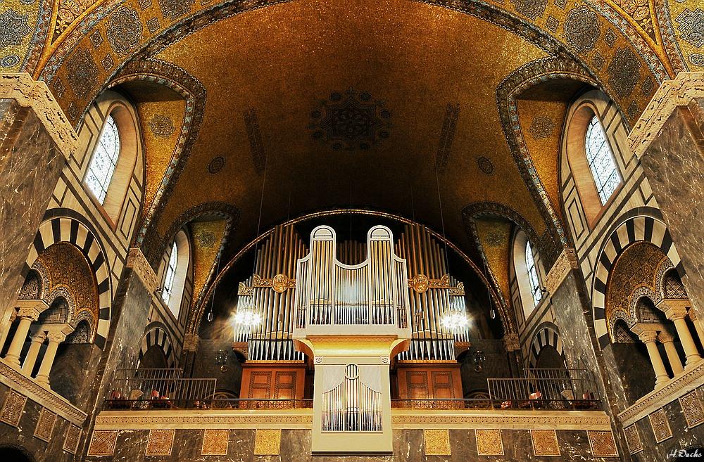 Kirchen Orgel