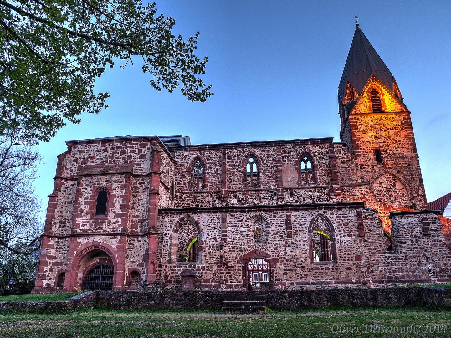 Kirchen-Ruine
