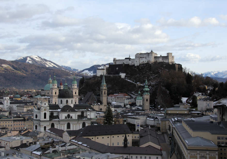 Kirchen und Festung