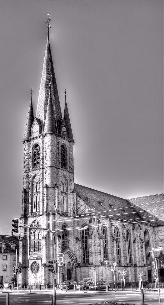 Kirchen unserer Region: Kirche Alt- Saarbrücken