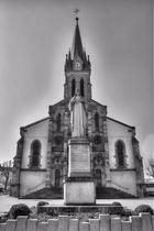Kirchen unserer Region: Kirche Stiring Wendel ( France )