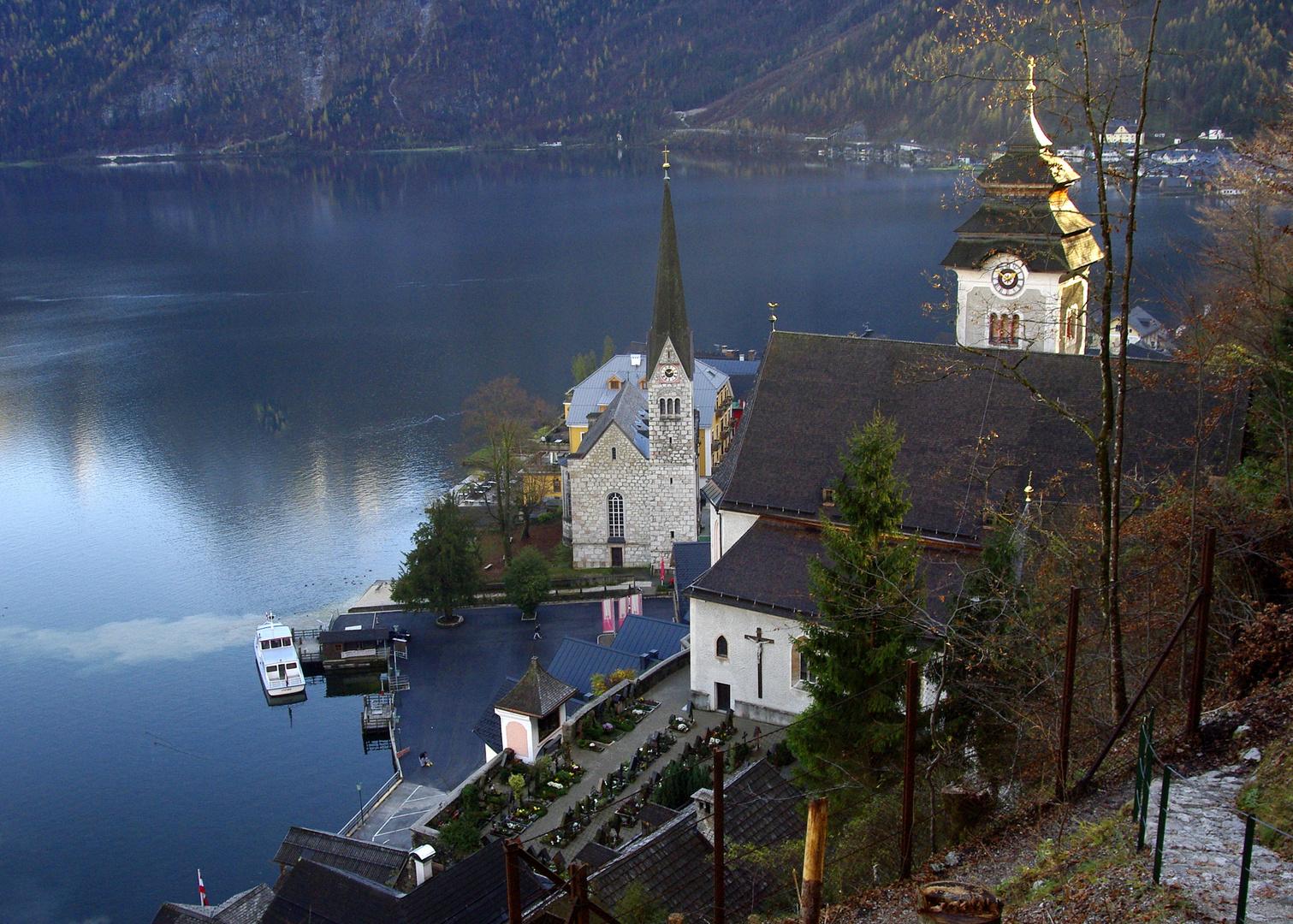 Kirchen von Hallstatt