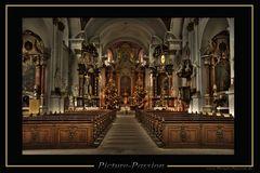 Kirchenansicht aus Bamberg