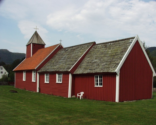 Kirchenbau nach Bedarf
