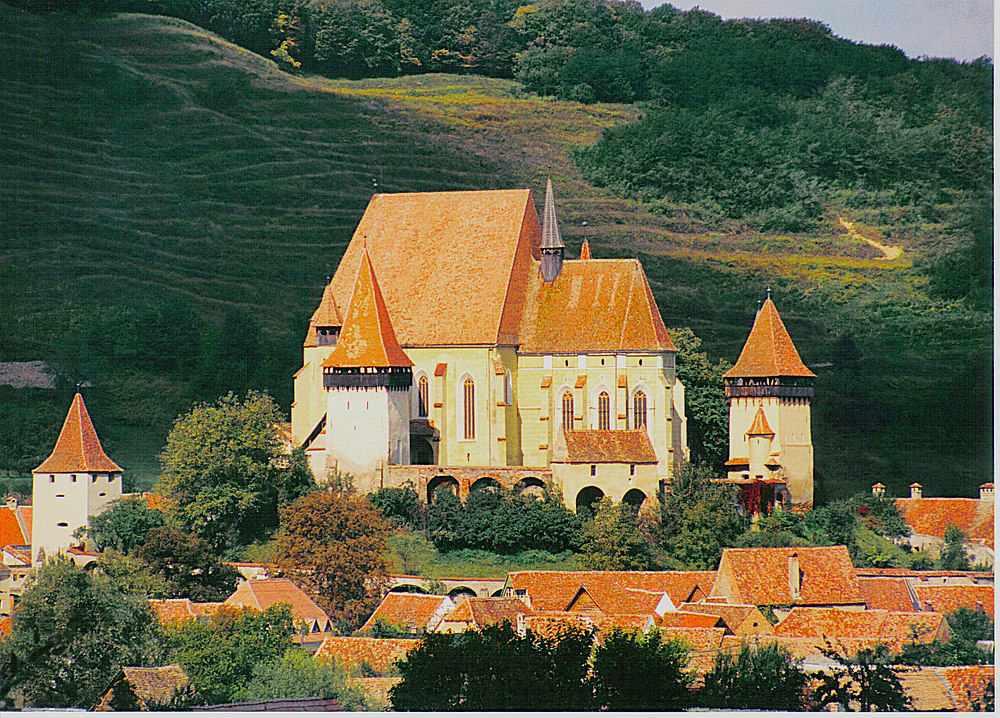 Kirchenburg von Birthälm