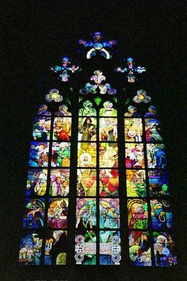 Kirchenfenster 2ter Versuch