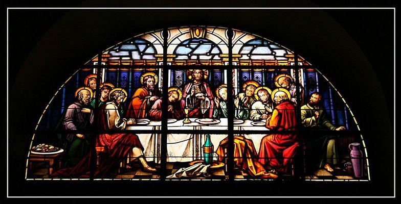 Kirchenfenster Gibraltar