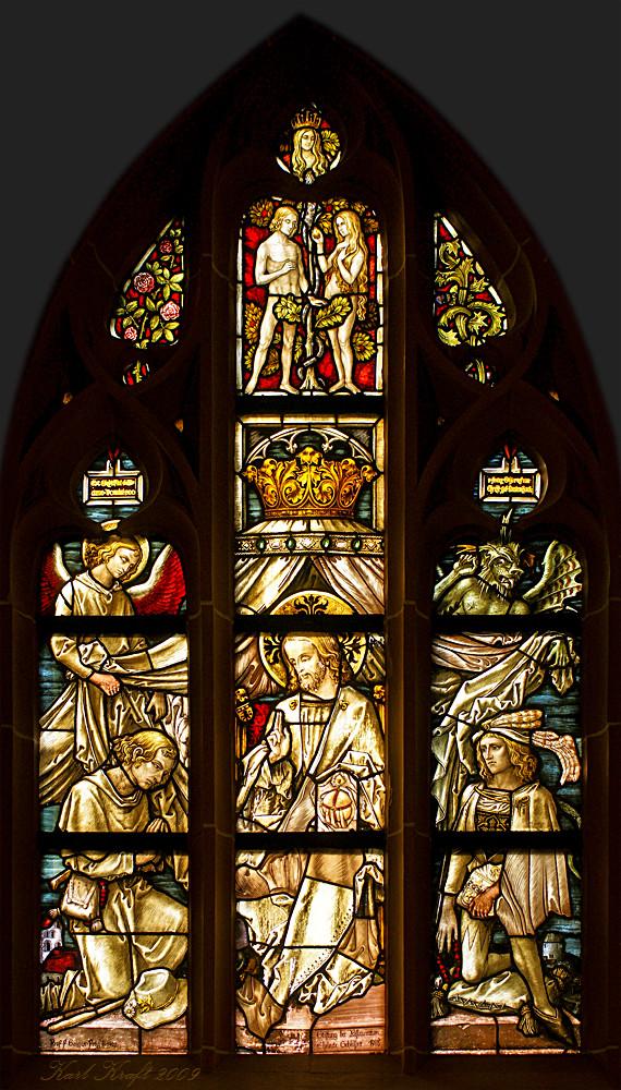 Kirchenfenster (II)