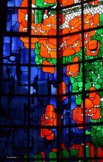 Kirchenfenster III Mariendom Neviges