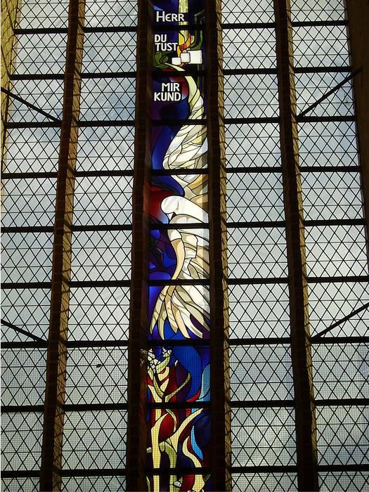 Kirchenfenster in St. Marien