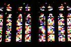 Kirchenfenster Kölner Dom -Teilansicht-
