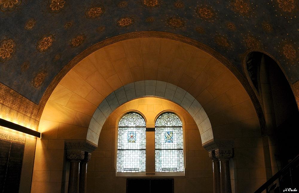 Kirchenfenster Nr.2