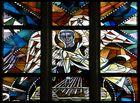 Kirchenfenster St. Katharinen - Detail