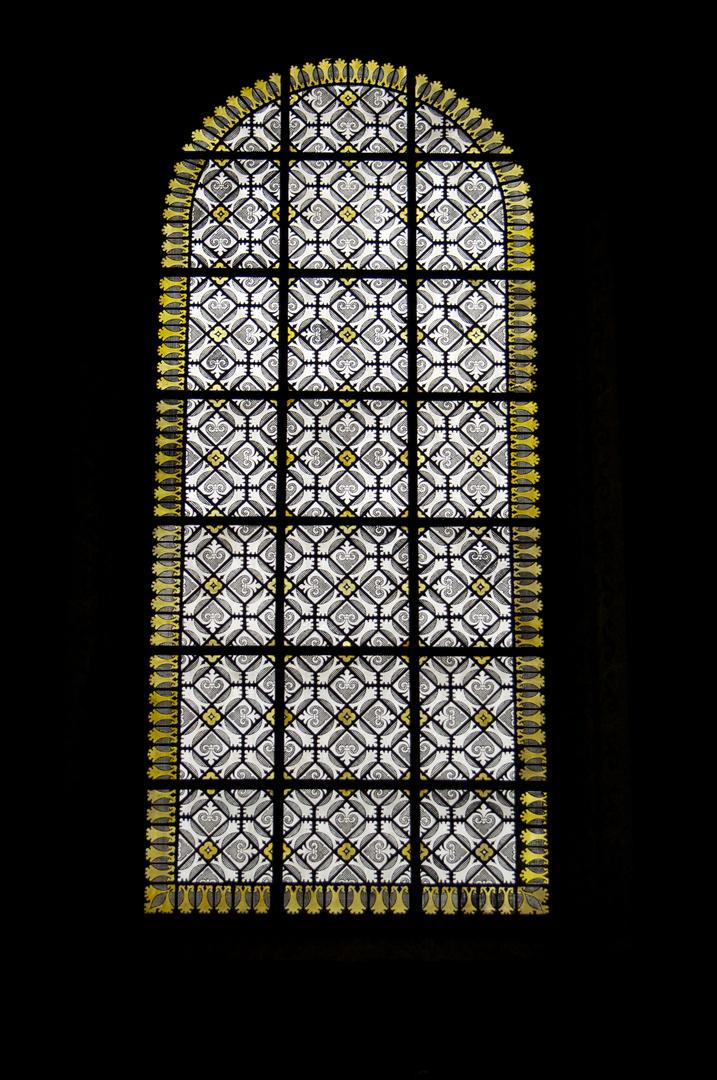 Kirchenfenster St. Ludwig München