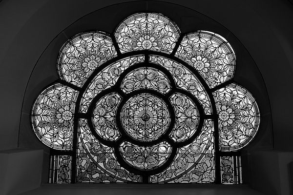 Kirchenfenster SW