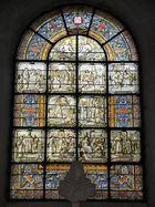 Kirchenfenster von Notre Dame de Versailles