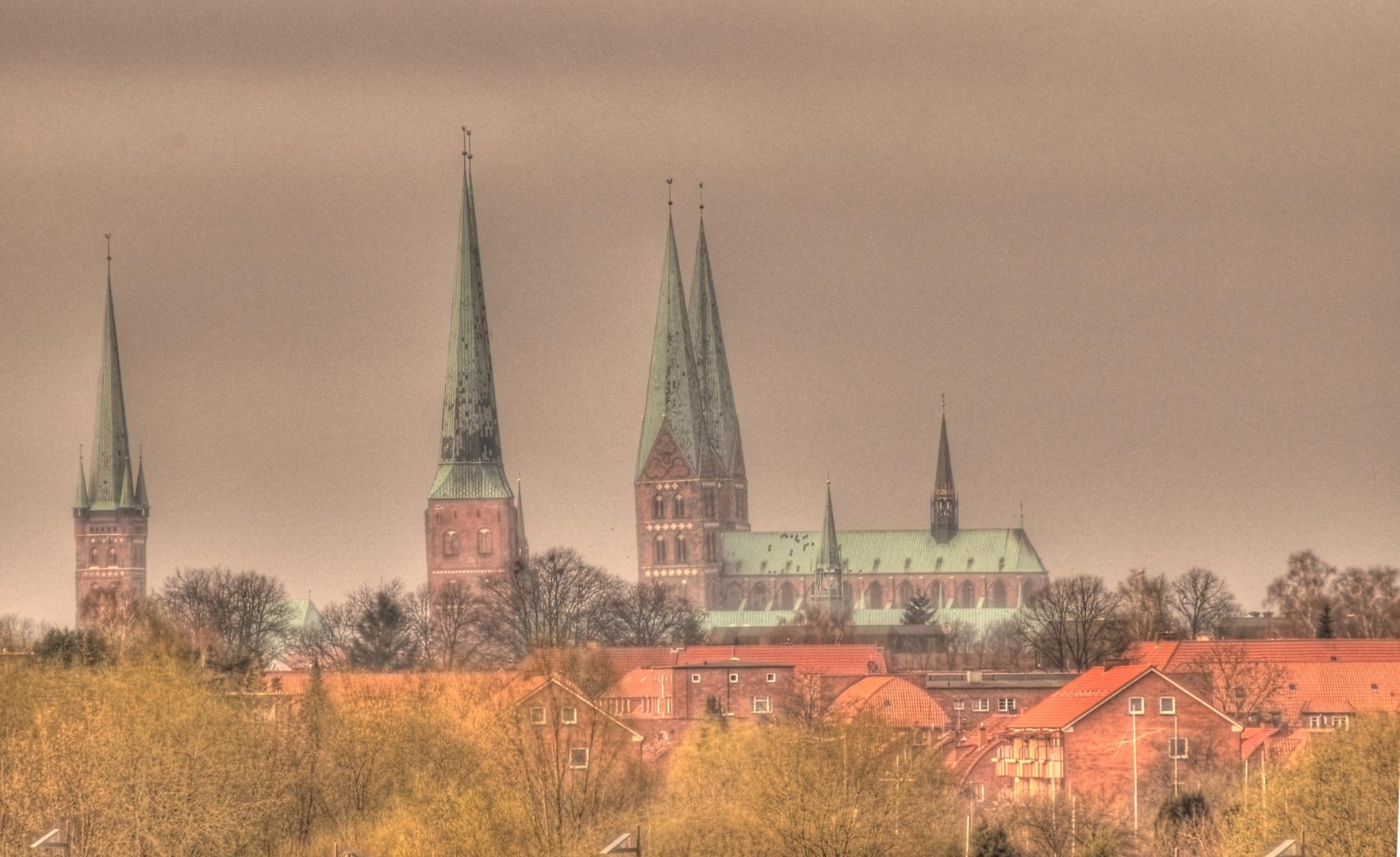 Kirchengemälde Lübeck