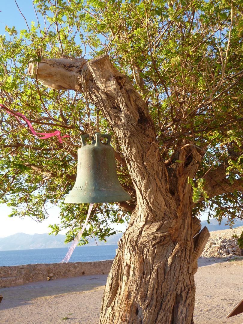 Kirchenglocke auf der Insel von Monemvasia