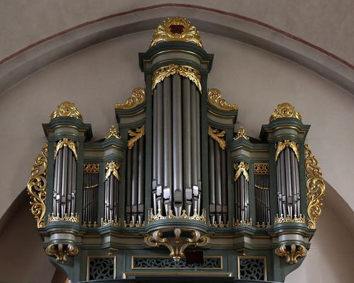 Kirchenorgel (St. Peter & Paul Eslohe)