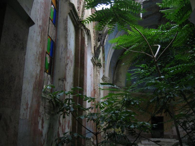 Kirchenruine 1 in Varna (Bulgarien)