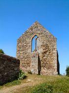 Kirchenruine - ca. 1200 Jahre