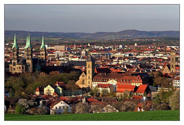 Kirchenstadt Bamberg