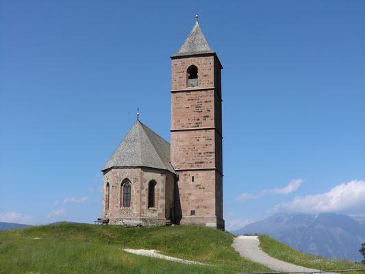 Kirchlein in Hafling