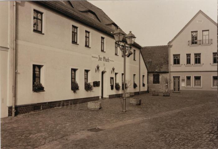 Kirchplatz in Senftenberg
