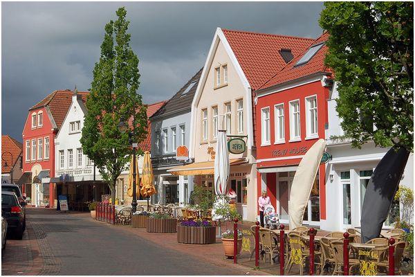 Kirchplatz Jever