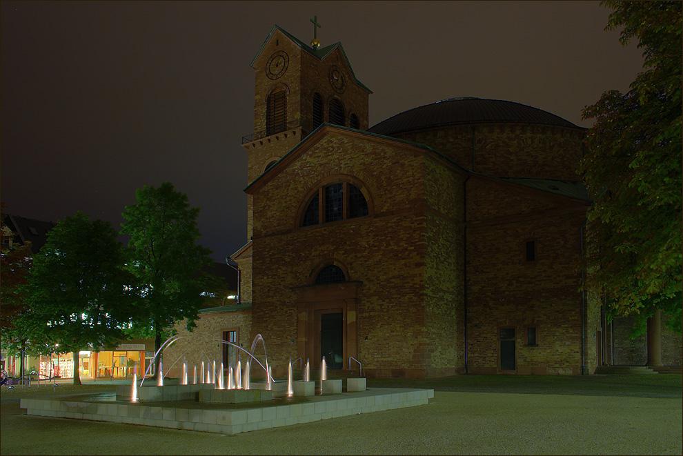 Kirchplatz St. Stephan