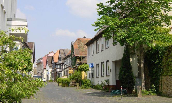 Kirchstrasse Hochheim am Main