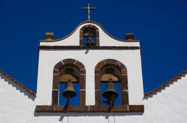 Kirchturm auf La Palma