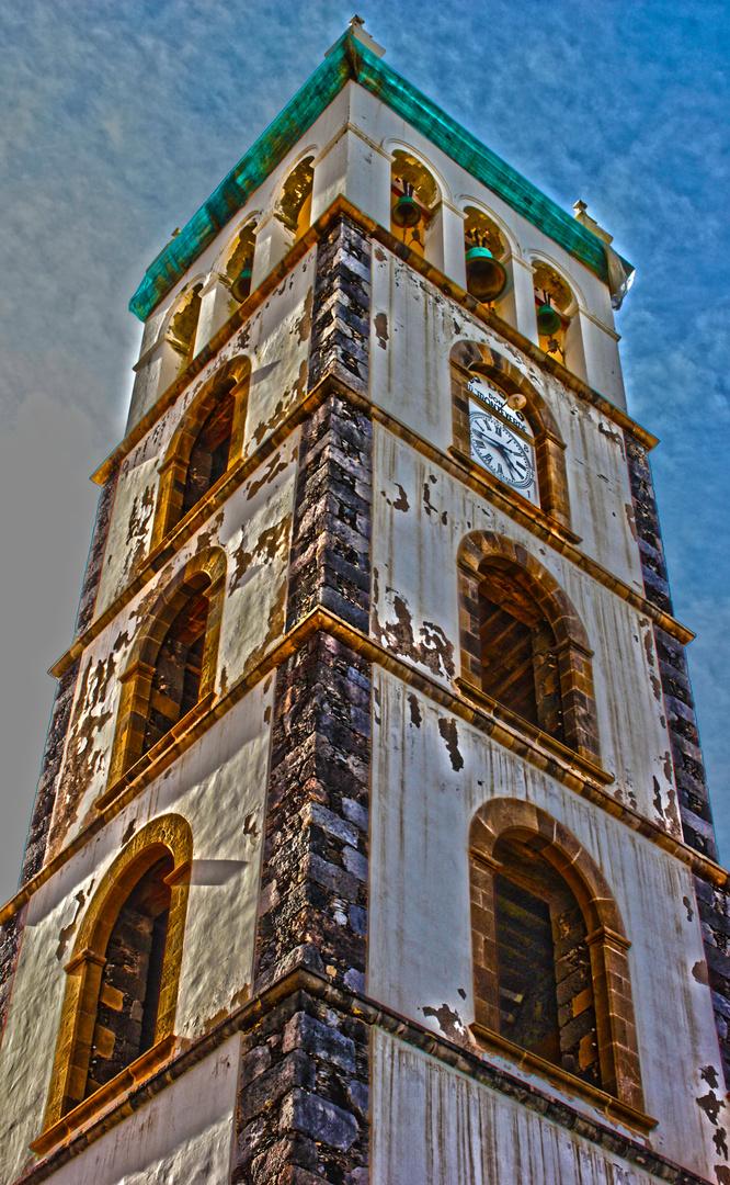 Kirchturm in Garachico