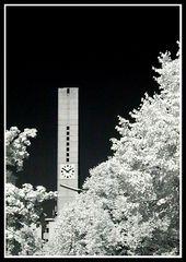 Kirchturm in IR