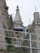 Kirchturm in Rovinj