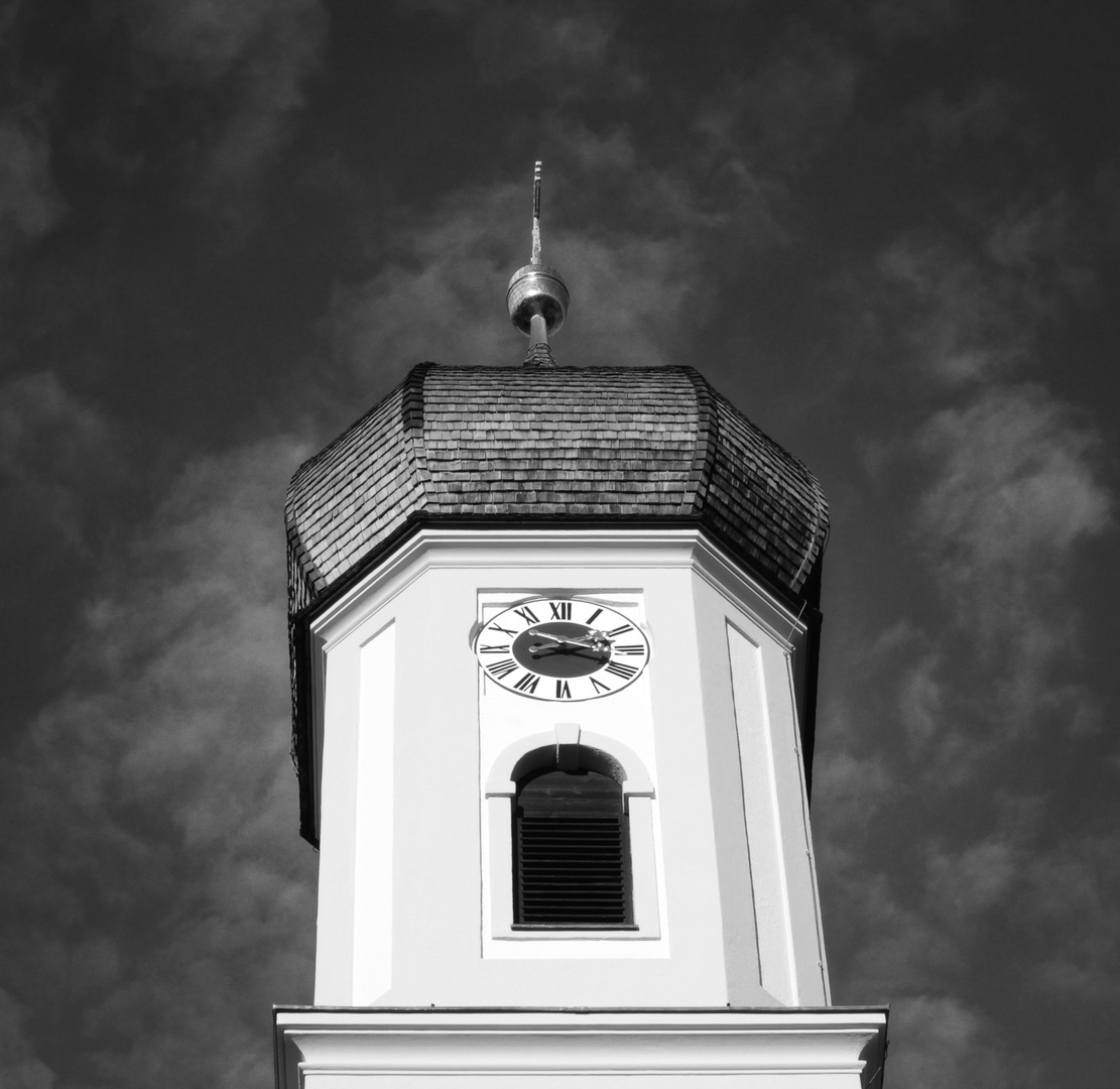 Kirchturm Ufö