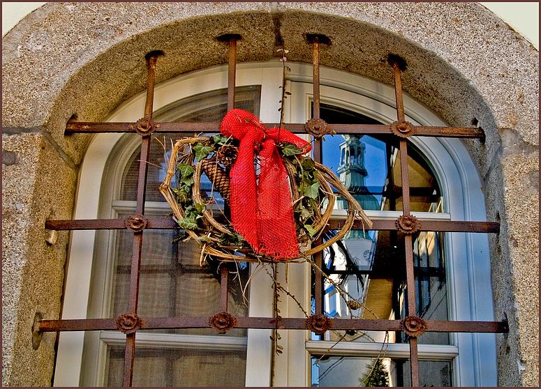 Kirchturmfenster