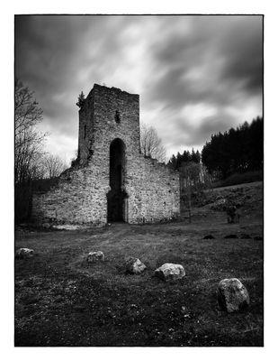 Kirchturmruine Landstein