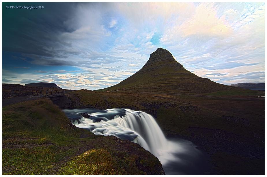 Kirkjufell (Snaefellsnes Peninsula) on Iceland