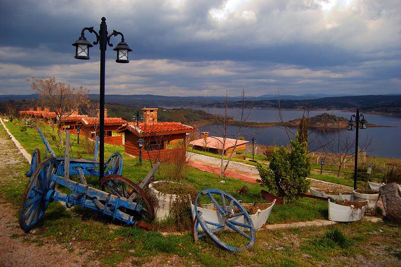 Kirklareli Baraji Göleti