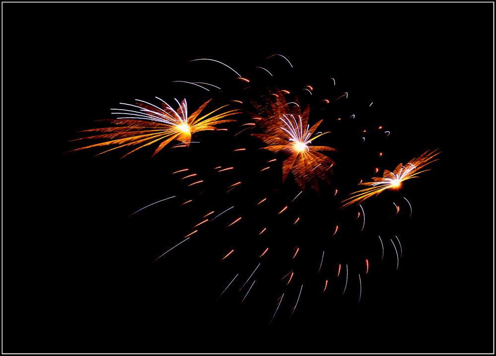 Kirmes Feuerwerk
