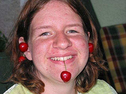 Kirschen Piercing